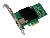 Intel Ethernet Converged Network Adapter X550-T1 Network adapter PCIe 3.0 low profile