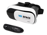 LogiLink VR-SPACE 3D Glasses - Virtual-Reality-Brille