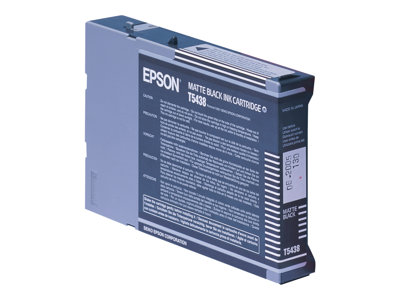 Epson UltraChrome 110 ml matte black original ink cartridge
