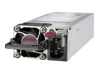 HPE - power supply - hot-plug / redundant - 800 Watt - 860 VA