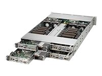 Supermicro SuperServer 6028TR-HTR - 4 Knoten