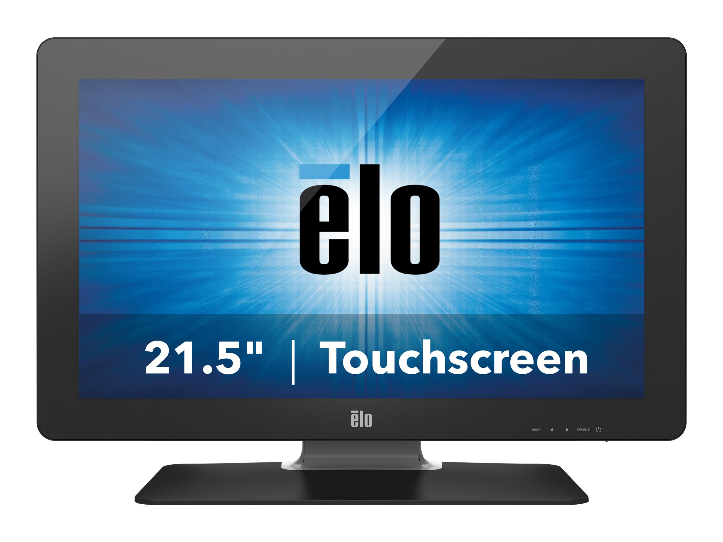 Elo Desktop Touchmonitors 2201L IntelliTouch Plus - LED-Monitor - 55.9 cm (22