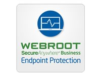Webroot SecureAnywhere Business Endpoint Protection Subscription license (3 years) 1 seat