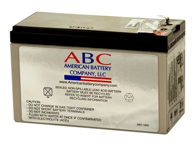 ABC RBC2 UPS battery 1 x lead acid 7 Ah