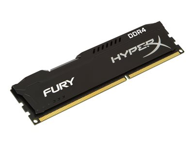 HyperX FURY - DDR4 - 4 GB - DIMM 288-PIN