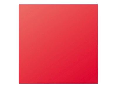 Clairefontaine Pollen - 25 Cartes en papier - rouge intense - 135 x 135 mm - 210 g/m²