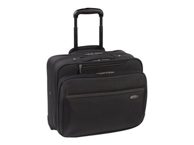 SOLO Sterling Rolling Laptop Case CLA902-4 Notebook carrying case 16INCH black