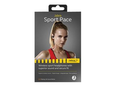 Product Jabra Sport Pace Earphones With Mic