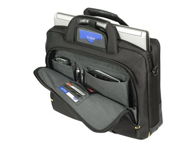 Targus Meridian 15.6INCH Toploading Laptop Case for Dell Notebook carrying case 15.6INCH blac