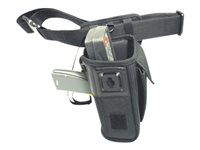 UltimaCase Hip Mounted Holster Holster bag for data collection terminal black