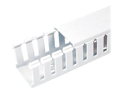 Panduit PANDUCT Type G Wide Slot Wiring Duct - cable raceway slotted duct
