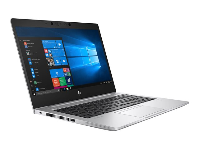 "HP EliteBook 830 G6 - 13.3"" - Core i5 8265U - 8 GB RAM - 256 GB SSD - español"