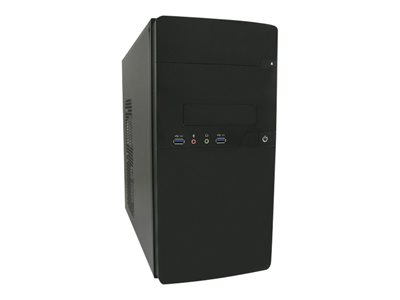 LC Power 2003MB - tower - micro ATX