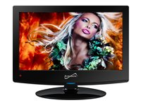 Supersonic SC-1511 15INCH Class LED TV 720p 1366 x 768