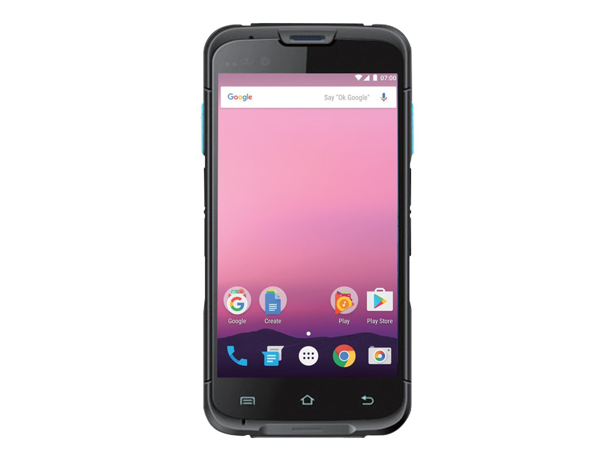 """Unitech EA602 - data collection terminal - Android 7.1 (Nougat) - 16 GB - 5"""" - 4G"""