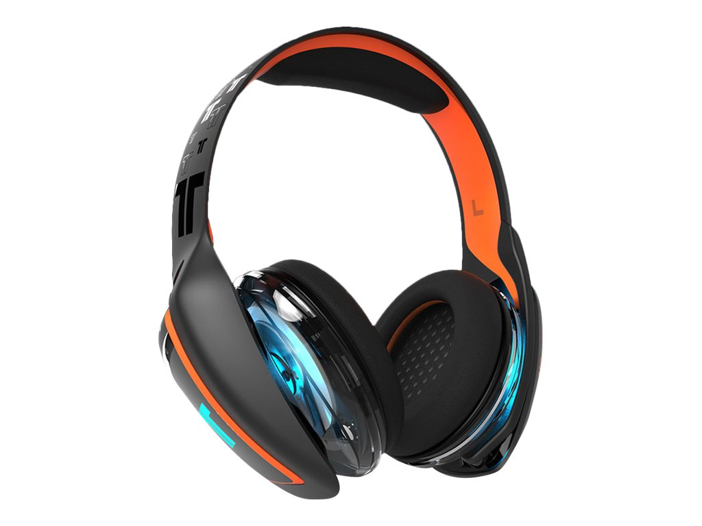 Tritton Ark 100 for PC - Headset - 7.1-Kanal - Full-Size - verkabelt - USB, 3,5 mm Stecker