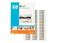 HPE AIT Bar Code Label Pack