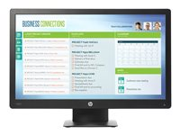 HP ProDisplay P223 LED monitor 21.5INCH (21.5INCH viewable) 1920 x 1080 Full HD (1080p) VA