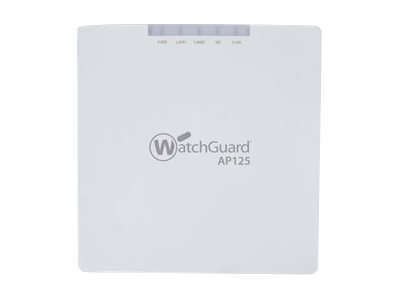 WatchGuard AP125 NFR and 3-yr Basic Wi-Fi