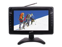 Supersonic SC-2810 10INCH Class LCD TV 1024 x 600 portable