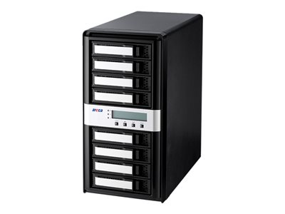 Areca ARC-8050T3-8 Hard drive array 8 bays (SATA-600 / SAS-3) HDD x 0