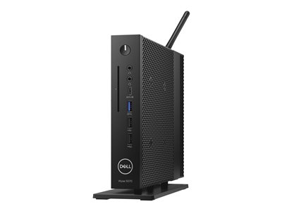 Dell TDSourcing Wyse 5070 - DTS - Celeron J4105 1.5 GHz - 4 GB - flash 16 GB - with 3-year ProSupport