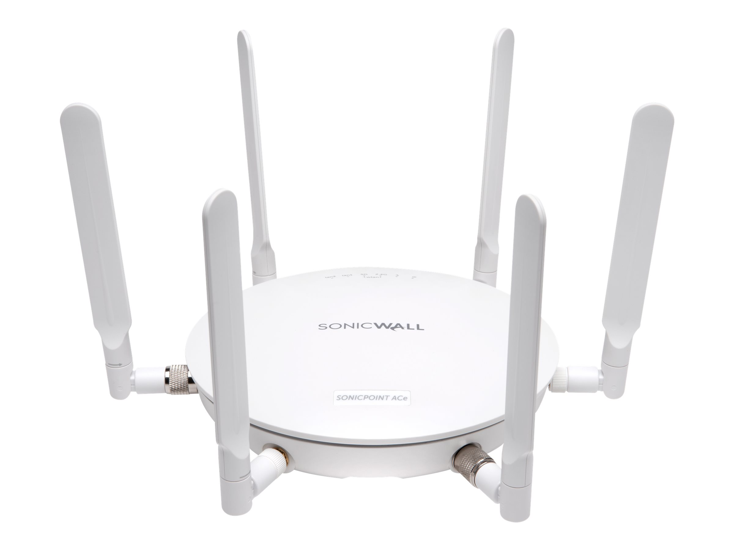 SonicWall SonicPoint ACe - Drahtlose Basisstation - mit Dynamic Support 24X7 für 3 Jahre - Wi-Fi - Dualband (Packung mit 8)