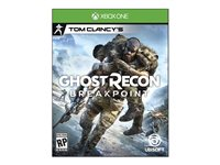 Tom ClancyFEETs Ghost Recon Breakpoint Xbox One