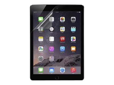 Belkin TrueClear Screen protector for tablet transparent for Apple iPad