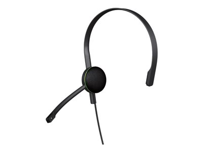 Microsoft Xbox One Chat Headset Headset on-ear wired for Xbox One