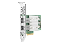 HPE 621SFP28 - Network adapter low profile - 25 Gigabit SFP28 x 2 - for ProLiant DL20 Gen10, DL360 Gen10, DL380 Gen10, ML350 Gen10; SimpliVity 325 Gen10
