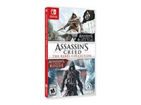 AssassinFEETs Creed The Rebel Collection Nintendo Switch