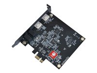 SIIG Live Game HDMI Capture PCIe Card Video capture adapter PCIe 2.0 black