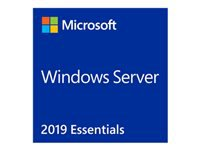 Microsoft Windows Server 2019 Essentials - License - 1 license - OEM - ROK - BIOS-locked (Dell)