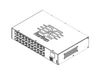 Raritan Dominion PX PX3-5405R Power distribution unit (rack-mountable) AC 120 V 1900 VA