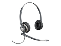 Plantronics EncorePro HW720 - Headset - on-ear - wired