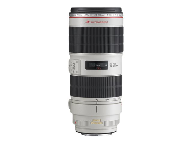 Canon EF - Telezoomobjektiv - 70 mm - 200 mm - f/2.8 L IS II USM - Canon EF