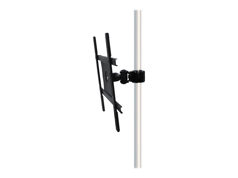 """NewStar Monitor Mount for mounting on poles (diameter 35-60 mm) for single 10""""-55"""" Screen - Black - composant de montage"""