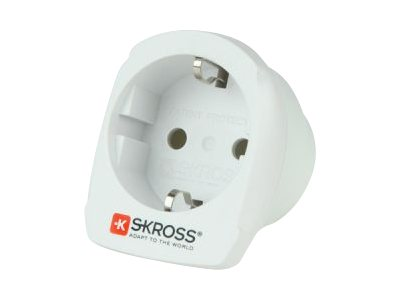 Prises SKROSS Country Travel Adapter Europe to USA - adaptateur pour prise d'alimentation
