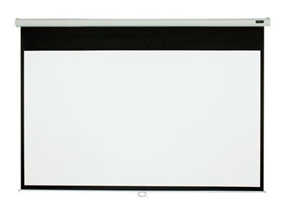 Triton Manual Pull-Down High Definition Format Projection screen ceiling mountable