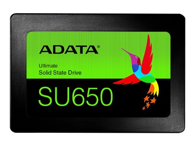 ADATA Ultimate SSD SU650 240GB 2.5' SATA-600