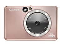 Canon ivy CLIQ+2 Digital camera compact with photo printer 8.0 MP Bluetooth ros