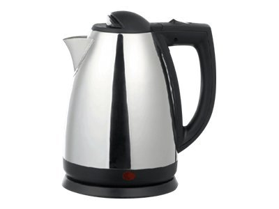 Brentwood KT-1800 Kettle 2.1 qt 1000 W stainless steel