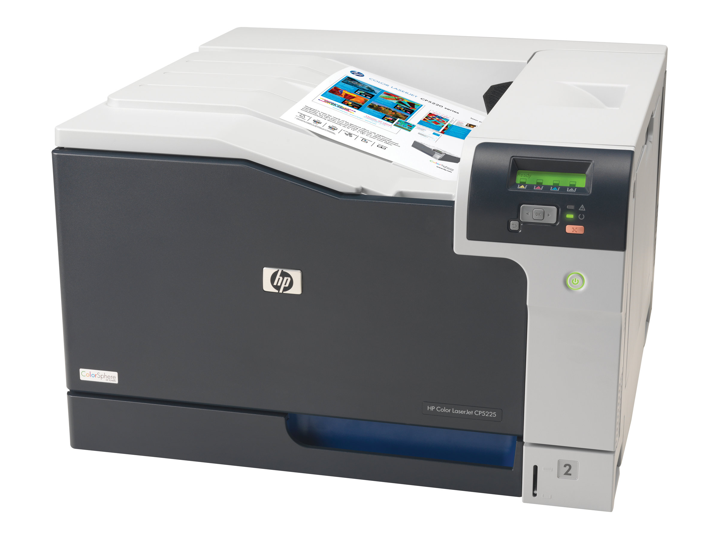 HP Color LaserJet Professional CP5225 - printer - color - laser