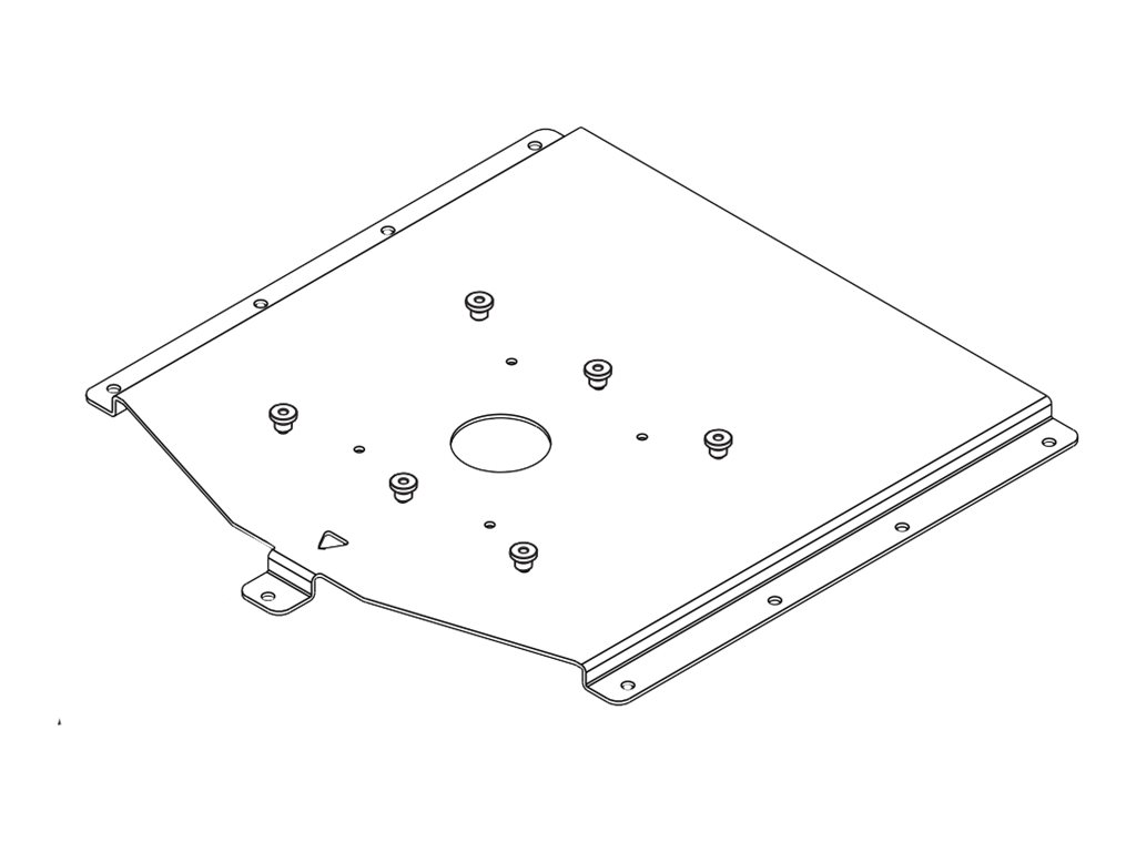 Chief SLM Series SLM357 - mounting component