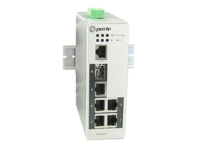 Perle IDS-306 - switch - 6 ports - managed