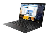 "Lenovo ThinkPad X1 Carbon (6th Gen) 20KH - Ultrabook - Core i5 8250U / 1.6 GHz - Win 10 Pro 64 bits - 8 Go RAM - 256 Go SSD TCG Opal Encryption 2, NVMe - 14"" IPS 1920 x 1080 (Full HD) - UHD Graphics 620 - Wi-Fi, NFC, Bluetooth - 4G - noir"