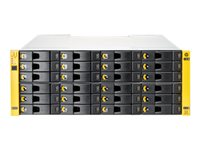 HPE M6720 SAS Drive Enclosure Storage enclosure 24 bays rack-mountable 4U rema