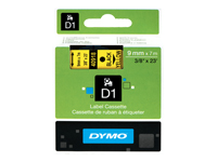 Picture of DYMO D1 - label tape - 1 roll(s) - Roll (0.9 cm x 7 m) (S0720730)