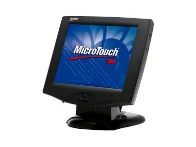 3M MicroTouch M1500SS LCD monitor 15INCH touchscreen 1024 x 768 250 cd/m² 500:1 12 ms